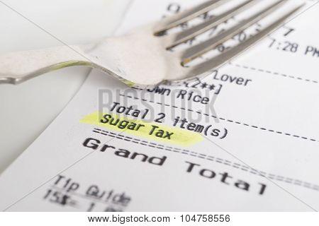 Sugar Tax Charge