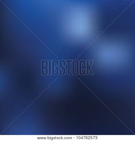 Abstract colorful blurred vector background.