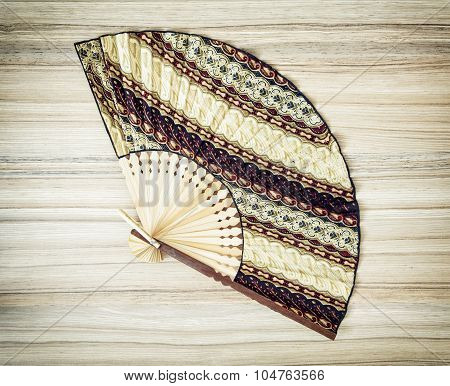 Traditional Eastern Fan