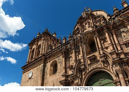 Cusco Cathedral in Cusco, Peru