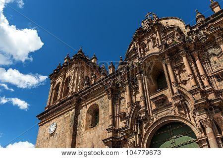 Cusco Cathedral in Cusco, Peru