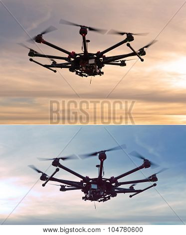 Quadcopter, copter, drone