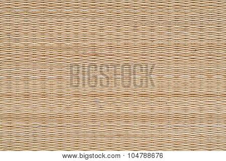 Tatami Mat Texture Background