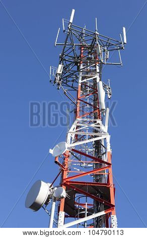 Mobile Phone Telecommunication Tower