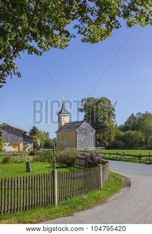 Little Chapel Beside The Road