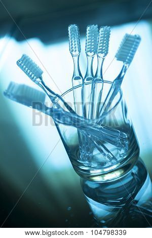 Toothbrushes Dental Hygiene Plaque Control