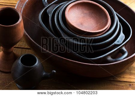 Ceramic Handmade Pottery, Earthenware, Ceramic Ware, Utensil