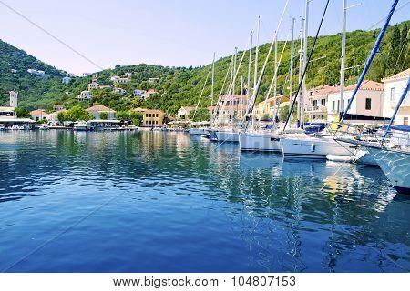 Ithaca island Greece