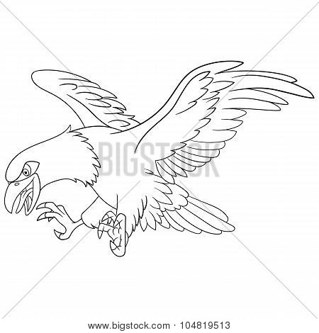 Dangerous Eagle