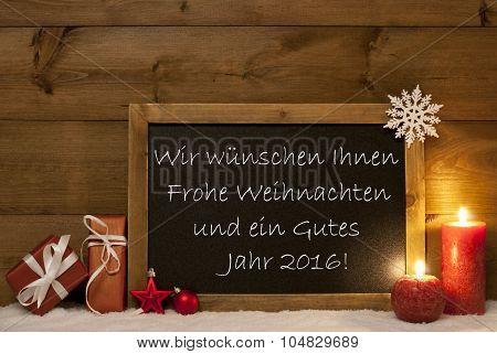 Board, Snow, Weihnachten, Jahr 2016 Mean Christmas And New Year