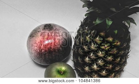 Emotionless fruits