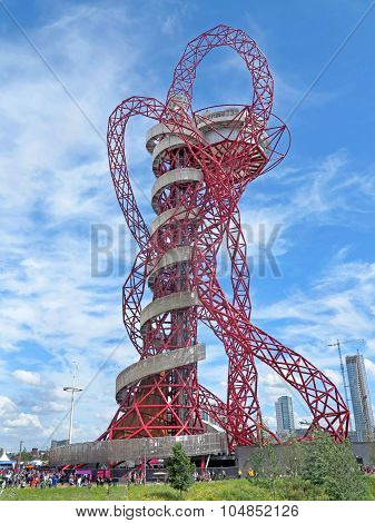 Arcelormittal Orbit London Park