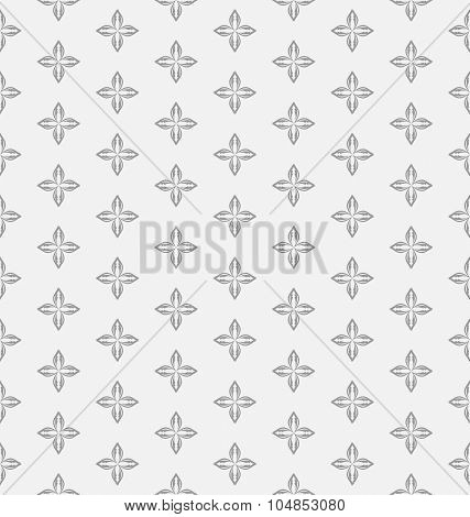 Seamless Geometric Pattern, Abstract Texture for Textile