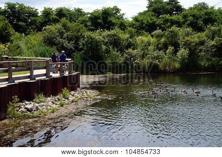 Budde Lake