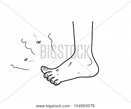 Stinky Foot