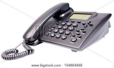 Telephone Set Isolated