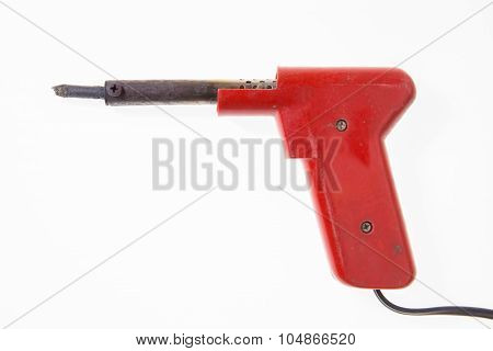New Red Soldering Gun