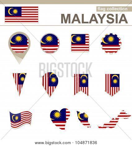 Malaysia Flag Collection