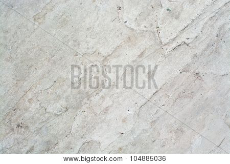 Stone Surface With Patina
