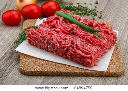 Raw Minced Meat