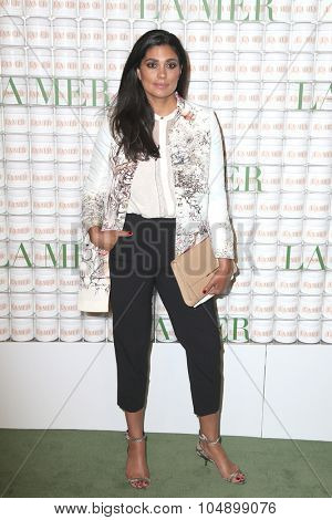 LOS ANGELES - OCT 13:  Rachel Roy at the La Mer Celebration Of An Icon Global Event at the Siren Studios on October 13, 2015 in Los Angeles, CA