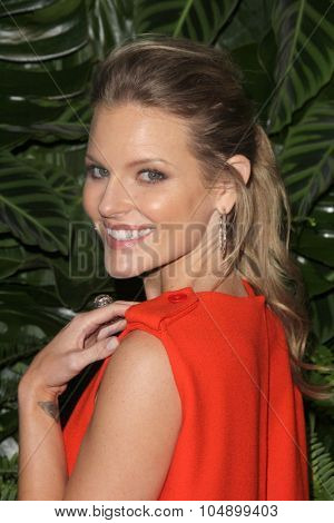 LOS ANGELES - OCT 6:  Chelsey Crisp at the Club Tacori Riviera at the Roosevelt at the Roosevelt Hotel on October 6, 2015 in Los Angeles, CA
