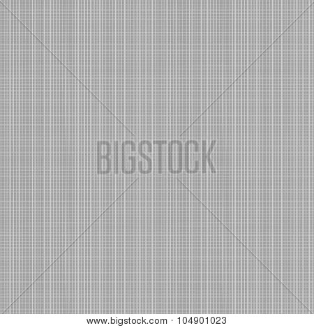 Seamless gray canvas or fabric texture