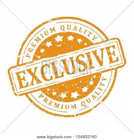 Yellow Stamp - Exclusive, Premium Quality
