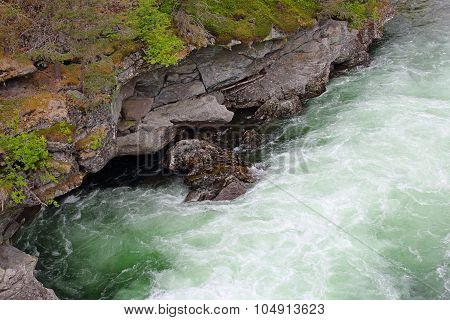 Glacial River, Norway