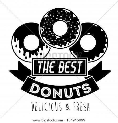 Donuts design