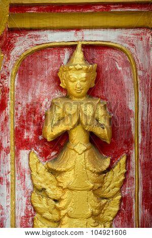 Asia Myanmar Mandalay Hill Buddha