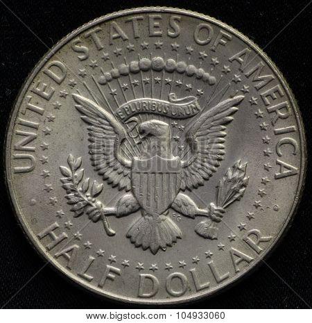 United Statues 1967 Silver Half Dollar