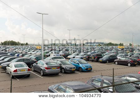 Car Parking Area
