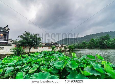 Hong Cun, Anhui, China