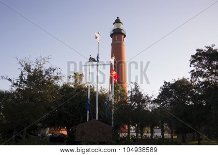 Ponce Inlet Florida Lighthouse