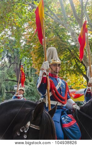 Royal Guard Cavalry