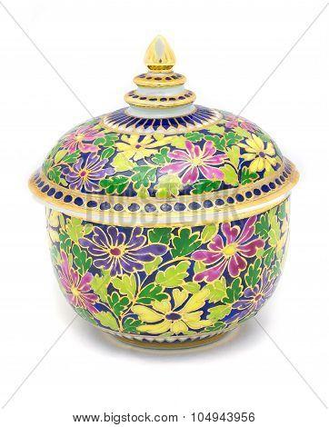 Colorful Ceramic Ware