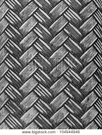 Weaving Rattan Basket Trays