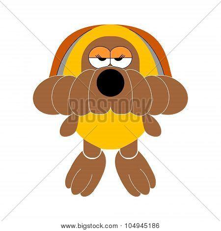 dog soft toy doggy