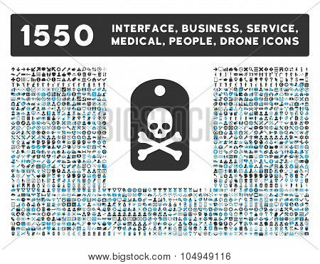 Death Sticker Icon and More Interface, Business, Medical, People, Awards Glyph Symbols