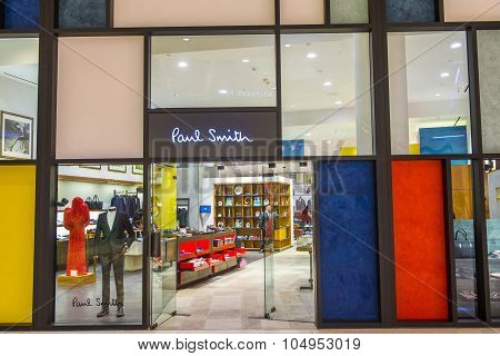 Paul Smith Store