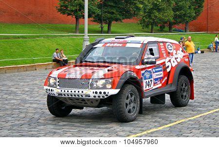 Rally Silkway 2011