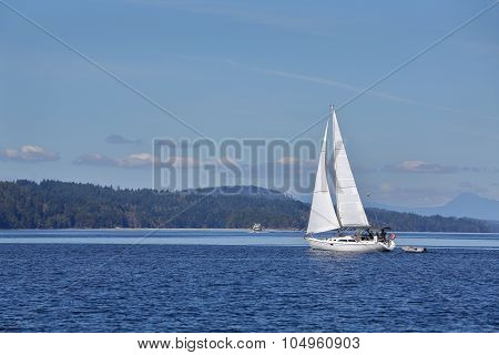 Gulf Islands Sailing, British Columbia