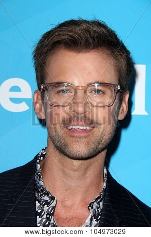 LOS ANGELES - AUG 12:  Brad Goreski at the NBCUniversal 2015 TCA Summer Press Tour at the Beverly Hilton Hotel on August 12, 2015 in Beverly Hills, CA