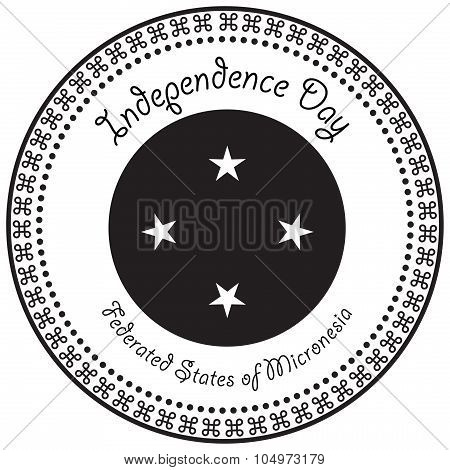 Independence Day Micronesia