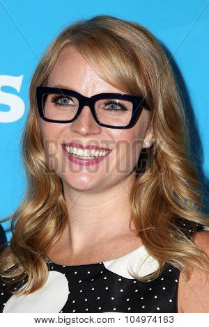 LOS ANGELES - AUG 12:  Emily Tarver at the NBCUniversal 2015 TCA Summer Press Tour at the Beverly Hilton Hotel on August 12, 2015 in Beverly Hills, CA