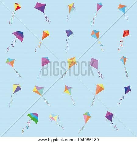 Cute Kites