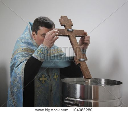 Blessing Of Water