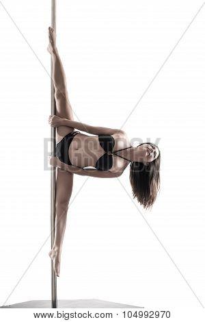 Pole Leg-split