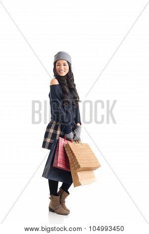 Cheerful Shopping